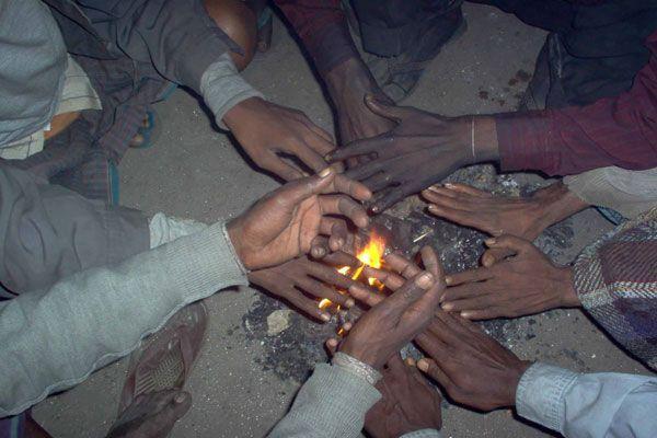 উত্তরে কনকনে শীত, তেতুলিয়া রাজারহাটে তাপমাত্রা ৫ ডিগ্রি