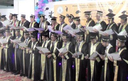 উৎসব মুখর পরিবেশে জেদ্দায় বাংলাদেশ ইন্টারন্যাশনাল স্কুল ইংলিশ শাখার এ-লেবেল গ্রেজুয়েশন সিরিমনি-২০১৭ অনুষ্ঠিত